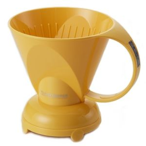 New! Clever Coffee Dripper Maker Choice Yellow